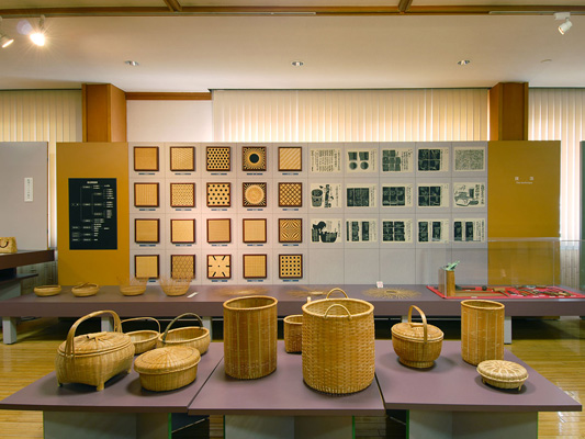 Beppu City Traditional Bamboo Crafts Center_4