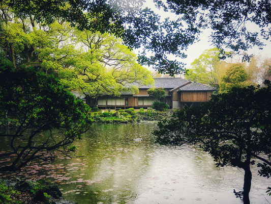 The Former Goto Lord's Residence and Garden and Shinjigaike Pond_2