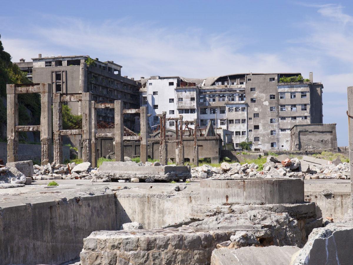 Hashima Island (Gunkanjima, Battleship Island)_2