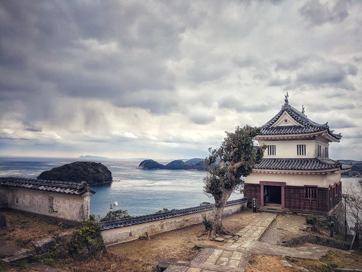 Hirado Castle _1