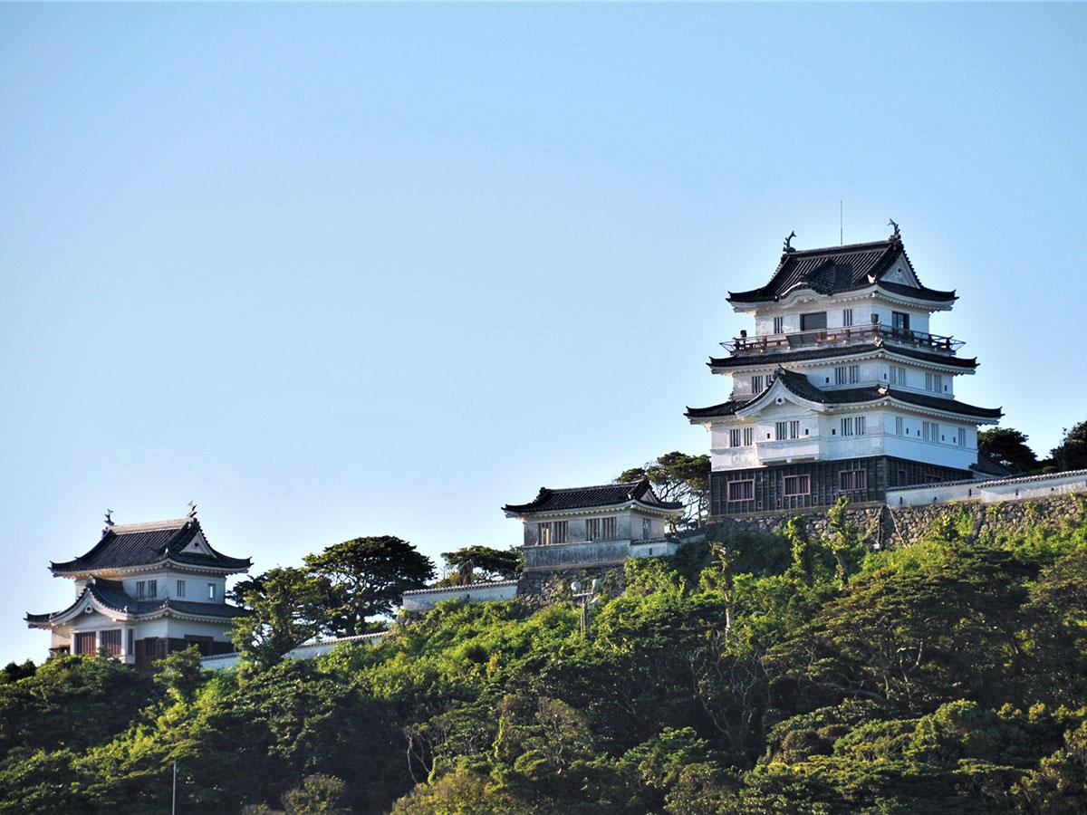 Hirado Castle _2