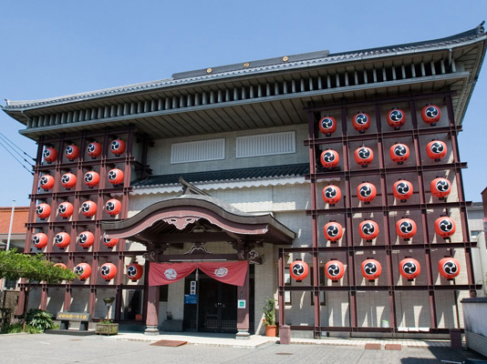 Hita Gion Yamaboko (Festival float) Hall_1