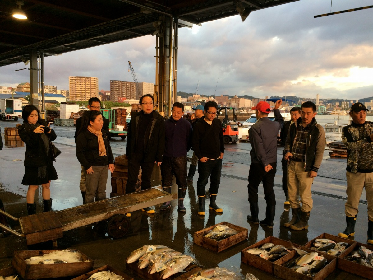 Fish market tour_2