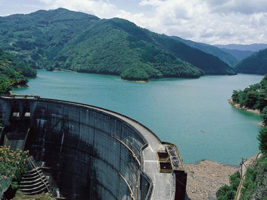 Kamishiiba Dam_2