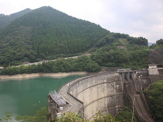 Kamishiiba Dam_3
