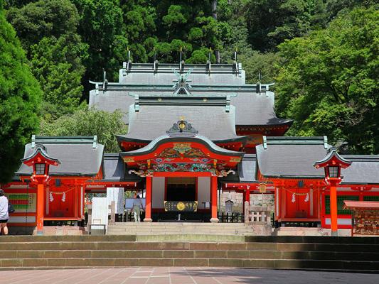 Kirishima-jingu Shrine_1
