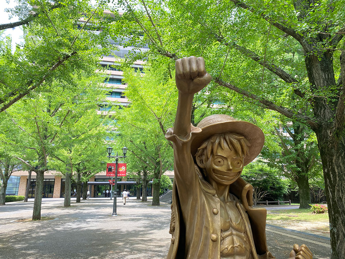 Kumamoto Prefectural Office Promenade_1