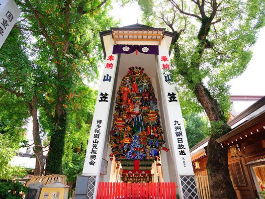 Kushida Shrine_2