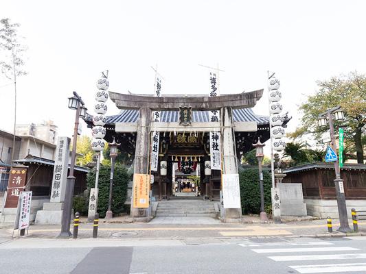 Kushida Shrine_4