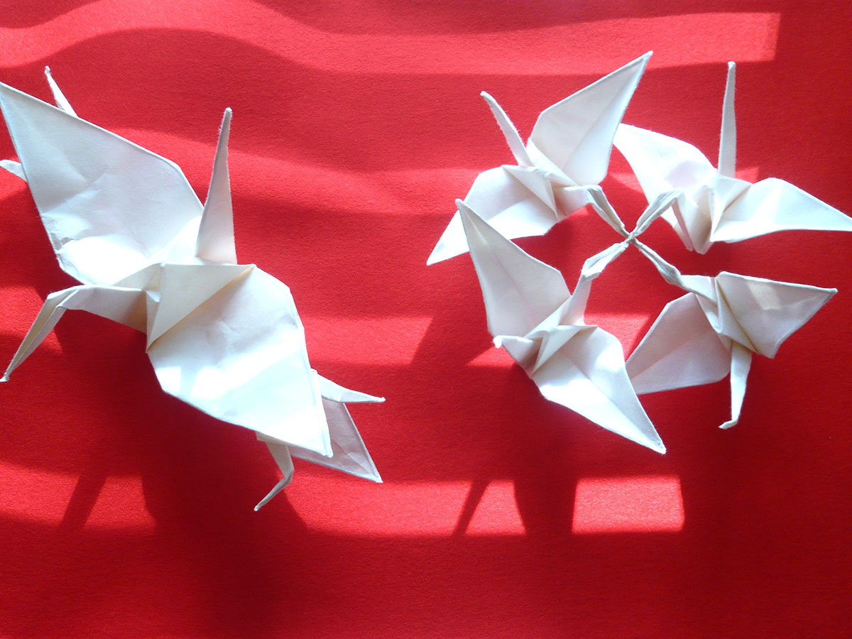 Origami experience<BR>(Ochanomizu Origami Kaikan)_2