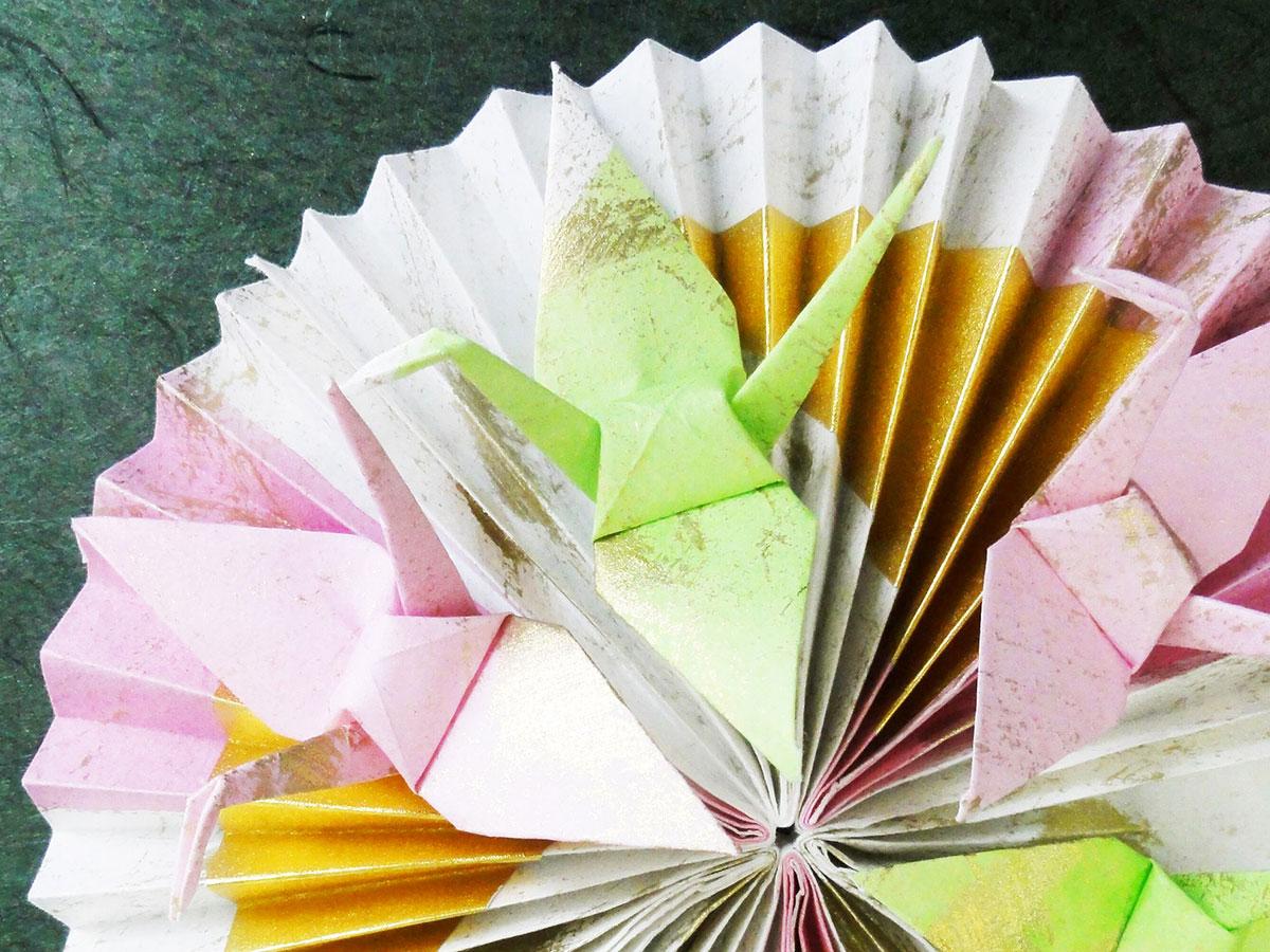 Origami experience<br>(Ochanomizu Origami Kaikan)_3
