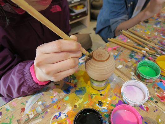 Sasebo Koma (Spinning Top) Painting Experience_3