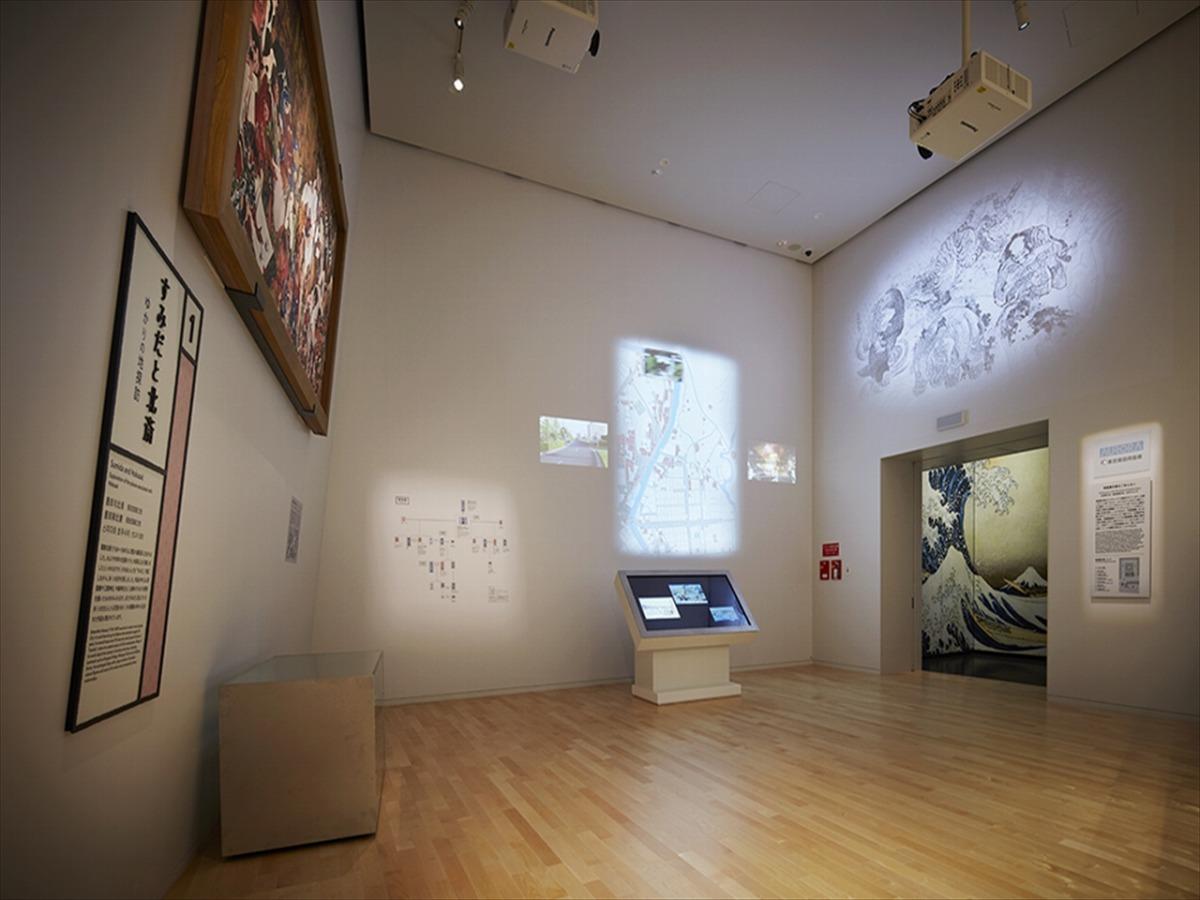 Sumida Hokusai Museum_4