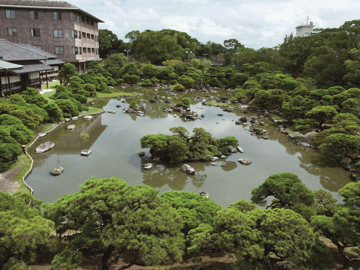 Tachibana Gardens<br>National Site of Scenic Beauty_1