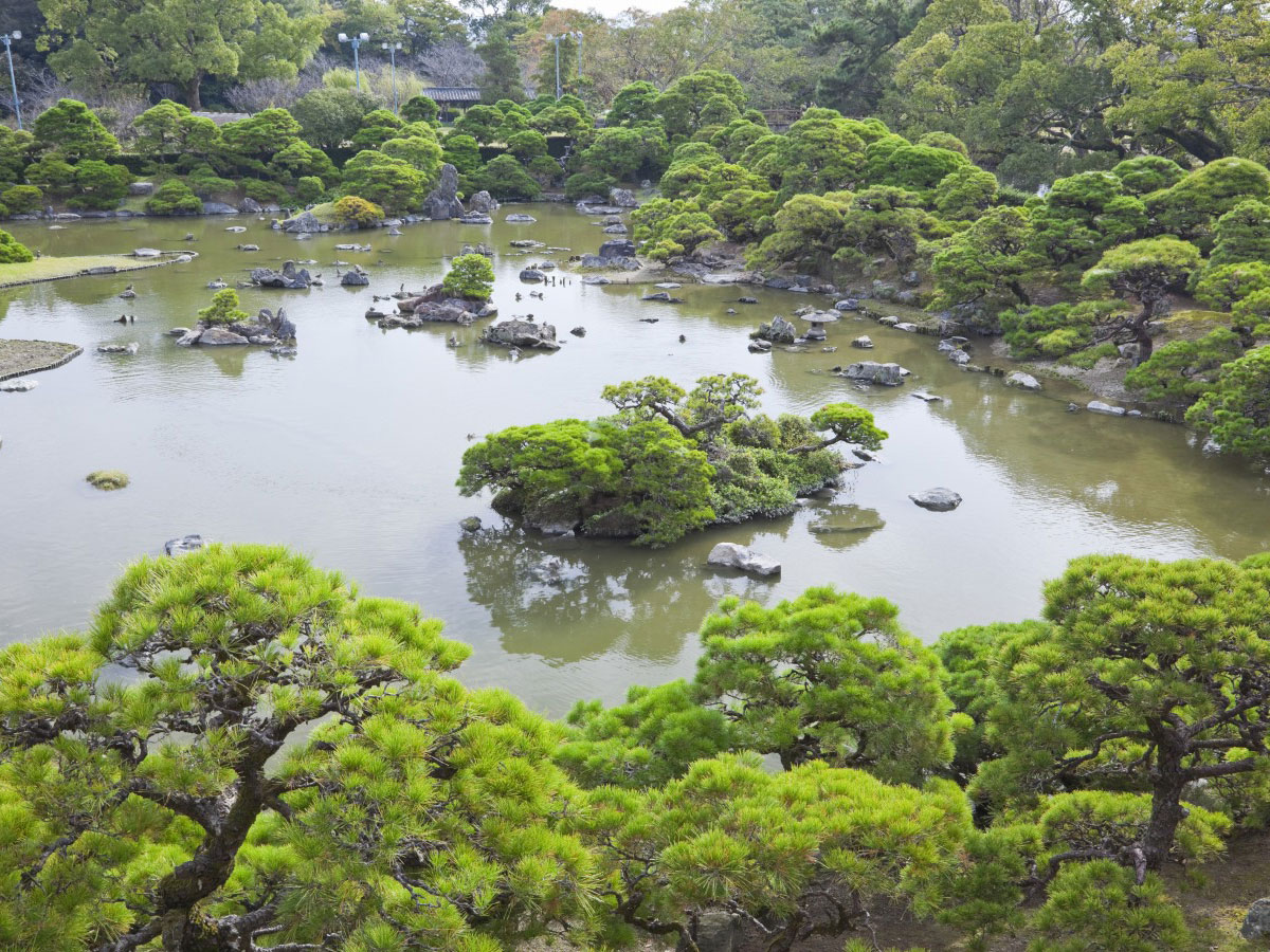 Tachibana Gardens<br>National Site of Scenic Beauty_2