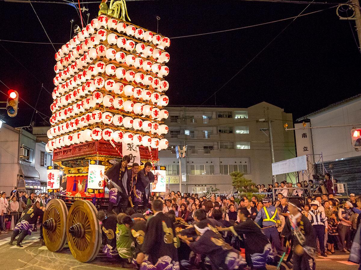 Tobata Gion Oyamagasa Festival_3