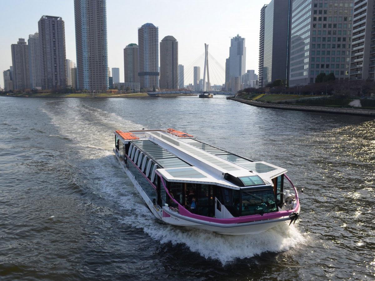 Wasserbus (Tokyo-Bootstour)_2