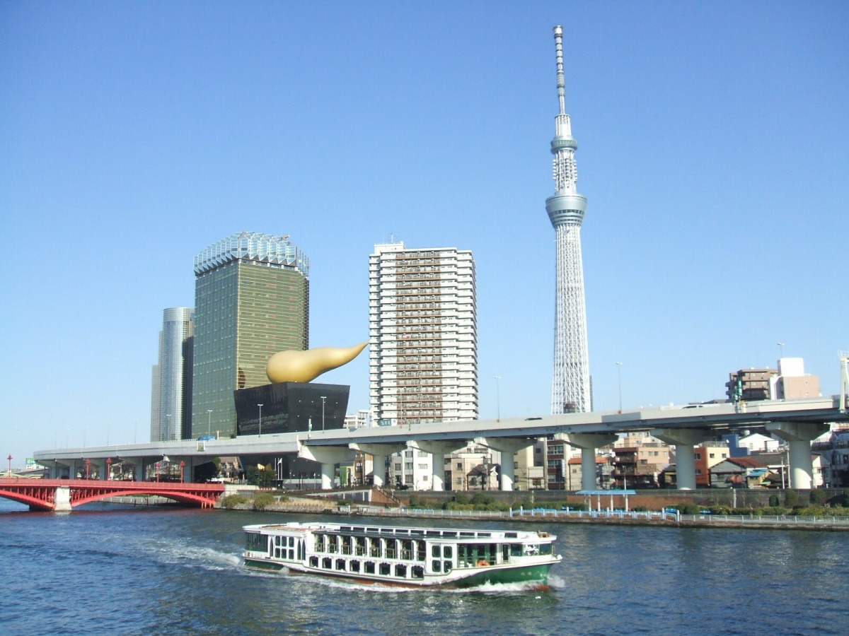 Water Bus (Tokyo Cruise)_3