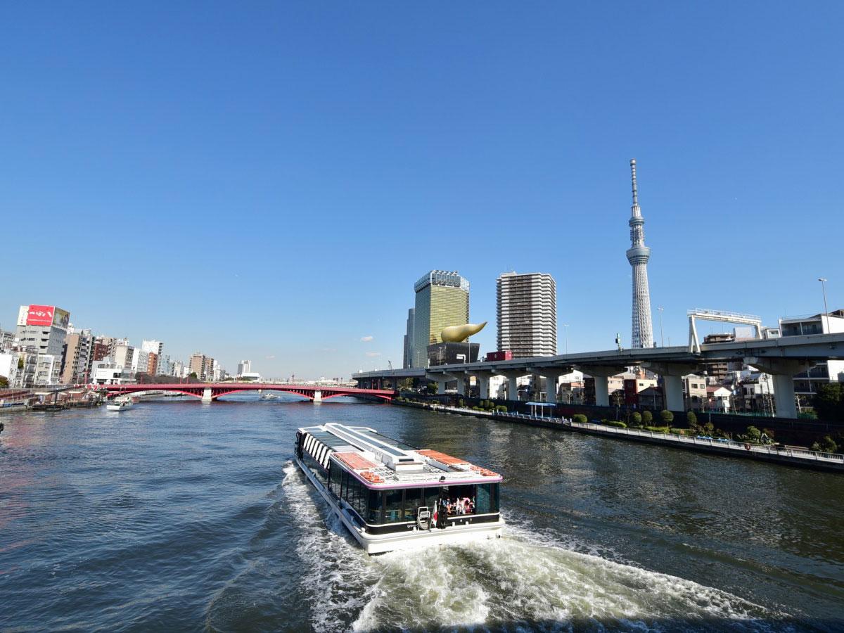 Water Bus (Tokyo Cruise)_4